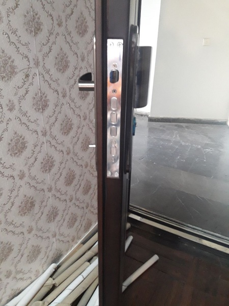 خدمات رگلاژ درب های ضد سرقت